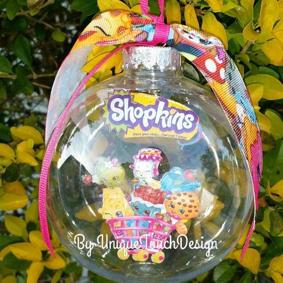 Shopkins Inspired Floating 4