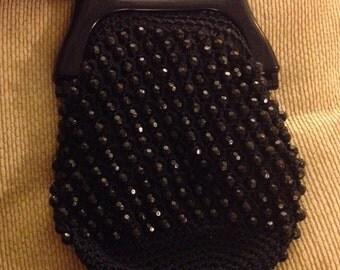 Small 1950s handbag