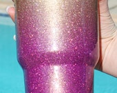 Glitter Yeti Cup / Yeti Rambler / Custom Yeti / Glitter Dipped Yeti Cup / Custom Yeti  / Personalized Yeti / Glitter Tumbler