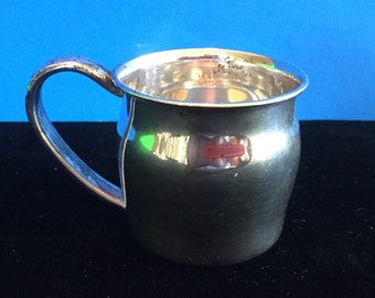 Lunt Sterling Silver Baby Cup