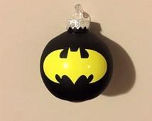 Batman Ornament Shatterproof
