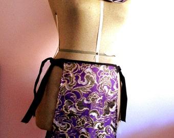 panels skirt belly dance, tribal fusion