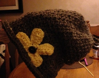 Girl's Slouch Hat