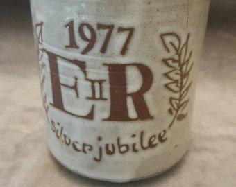 HRH Elizabeth II l977 Julibee Celebration Cup