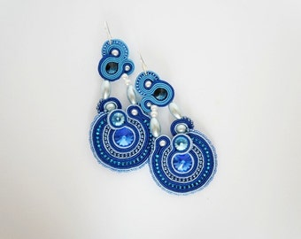 promotion soutache earrings dubleside