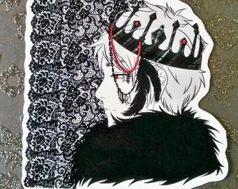 APH Hetalia Prussia sticker