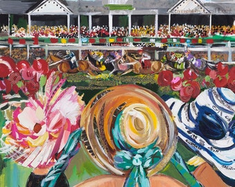 Kentucky Derby 2016 Print