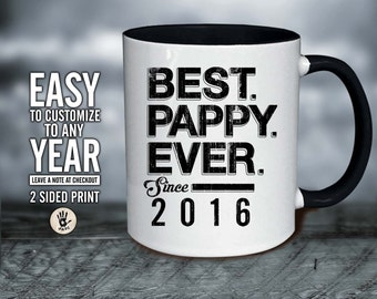 Best Pappy Ever, Father's Day - Pappy Christmas gift . Pappy Christmas gift . Pappy mug, Pappy gift , Pappy , pappy shirt