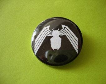 Venom Pinback or Magnet