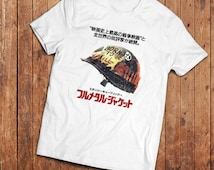 Born to Kill T-Shirt, Japanese poster, Inspired by the classic Stanley Kubrick movie.