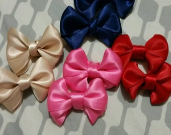 2 little cute bows