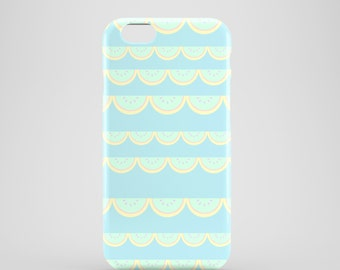 Pastel Watermelons case / girly phone case / pastel iPhone 7 case / iPhone 7 Plus / iPhone 6, 6S / iPhone 5/5S / Samsung Galaxy S7 / S6 / S5
