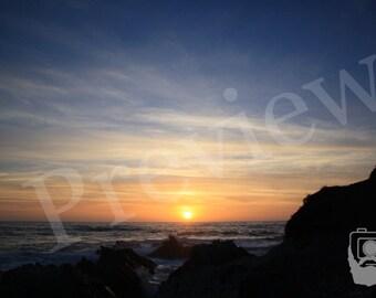 Sunset Shinning