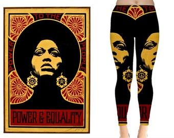 Custom Printed Leggings by Legs247
