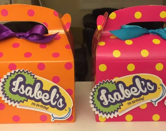 Shopkins favor boxes