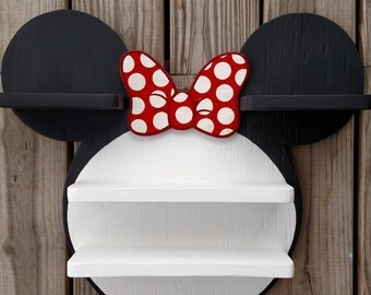 Minnie & Mickey Shelf Bundle - 10% Savings!