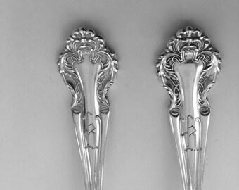 "Spoon Bracelet ""Cedric"" Handmade Christmas Gift Spoon Jewelry Fork Bracelet Vintage Recycled Silverware Bracelet Spoon Vintage Jewelry-422"