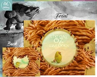 Toddler Werewolf Personalized Book, Baby Werewolf, Halloween Gifts, Werewolf Baby, Geek Baby, First Birthday Gift, Personalized Baby Gift