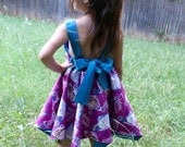 Toddler Girls Petal Dress...