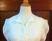 Regency Jane Austen Cotton Chemisette