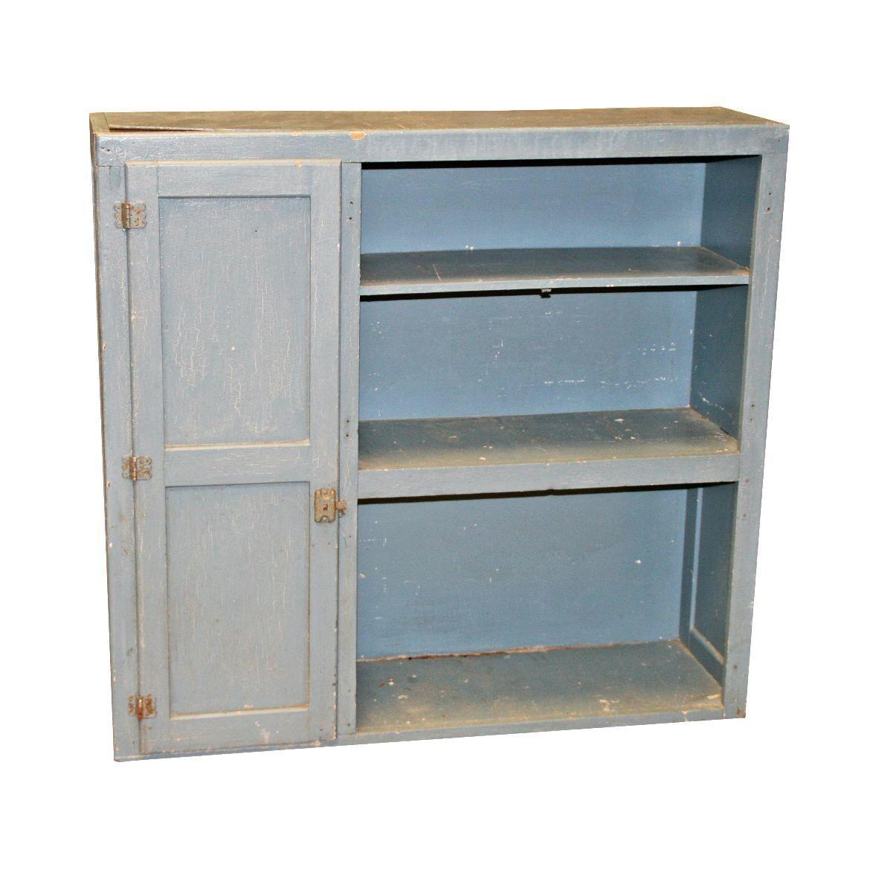 Vintage Storage Cabinet 57