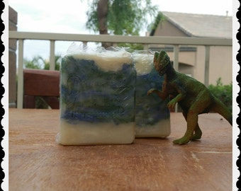 Beach Bum Cocoa Butter & Cream Artisan Soap