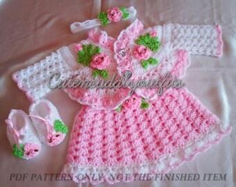 Baby Dress Pattern Etsy
