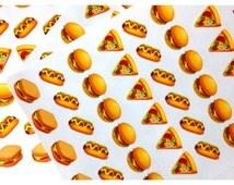 Fun Food Stickers | #87
