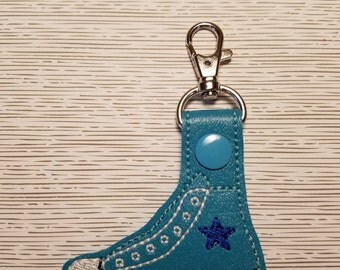Converse Shoes Key Chain