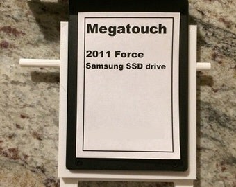 Megatouch Force SSD hard drive upgrade (MEGAFORCE-SSD-xx)