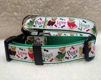 Love Hugs Pugs