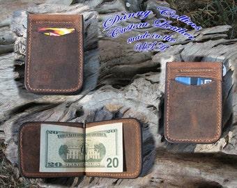 Buffalo money clip