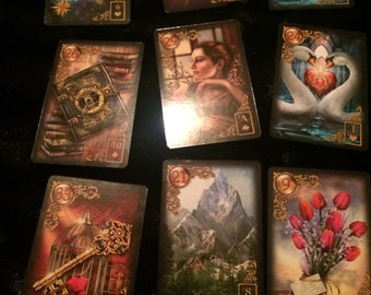 madame lenormand 9 card reading