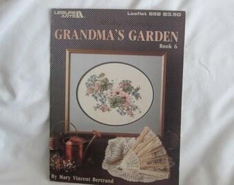 Grandma's garden leaflet