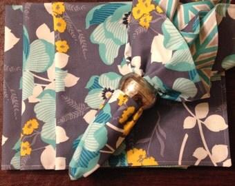 Floral Fabric Napkins (set of 4)