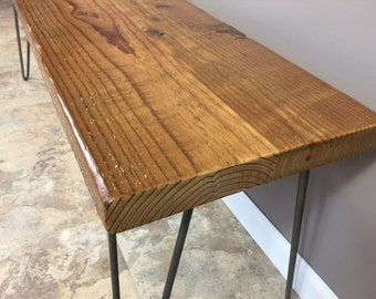 Urban Loft Reclaimed Wood Bench