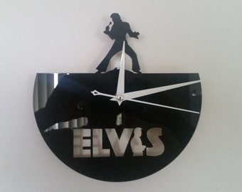 Elvis Tribute Clock