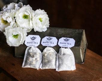 Bath Tea Bags (Set of 2) | Handmade