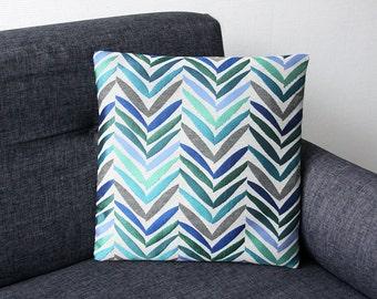 Cushion cover - Model TROPIBLEU
