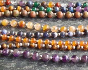 Kundalini Crystal Chakra Bracelet