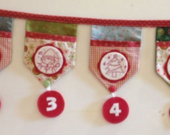 Counting the Days Pattern by Annie Smith Designs