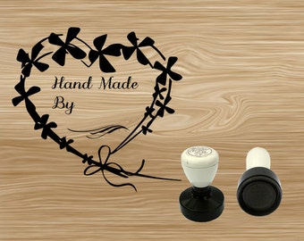 custom personalized selfinking  flash stamp hand made by stamp  , sign stamp for esty shop goods packing
