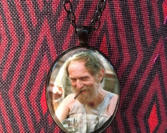 Stephen King Christine George LeBay Resin Pendant Necklace Horror Car