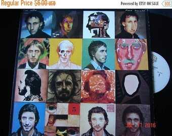 Sale On The Who Face Dance Warner Brothers  HS 3516