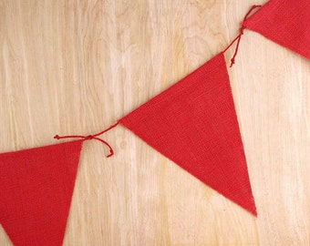 Triangle Party Banners