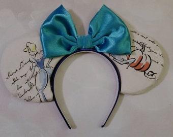 Cinderella inspired Mickey ears