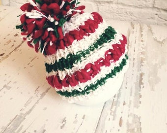 my first christmas hat,christmas baby hat,photo prop