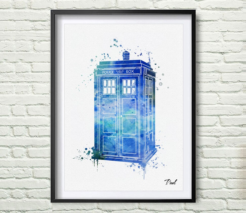 Doctor Who Home Decor Tardis Would Keep The Magic Alive
