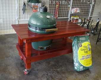 Big Green Egg Table