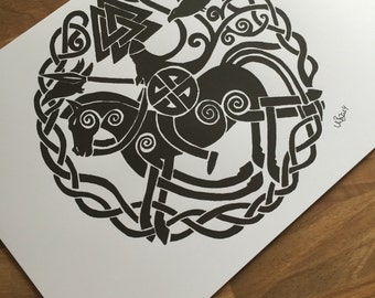 Odin Print